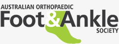 Australian Foot and Ankle Society logo